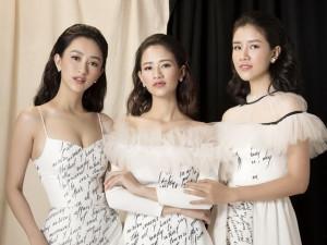 """Giờ mới lộ gia đình sao Việt toàn """"công chúa"""", khó phân biệt được ai là chị, ai là em!"""