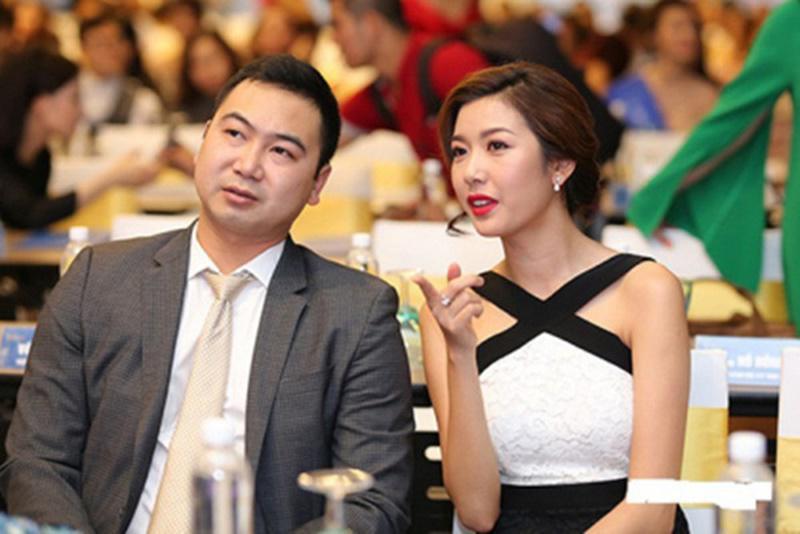 Ít ai biết doanh nhân John Tuấn Nguyễn từng có thời gian hẹn hò và công khai chuyện tình cảm với Á hậu Thuý Vân trước khi trở thành chồng của Lan Khuê.