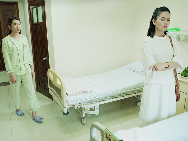 Gạo Nếp Gạo Tẻ: Ám ảnh chuyện Kiệt lén chăm sóc vợ cũ, Phúc cảnh cáo Hân phải rời đi