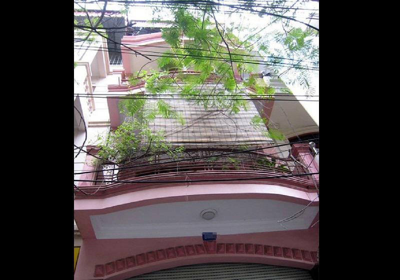 Quang Thắng lên Hà Nội làm việc đã nhiều năm, tuy nhiên tổ ấm của anh vẫn ở thành phố Hải Phòng.