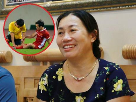 Trước trận bán kết lượt về, mẹ Văn Toàn tiết lộ 1 thông tin khiến triệu fan bất ngờ