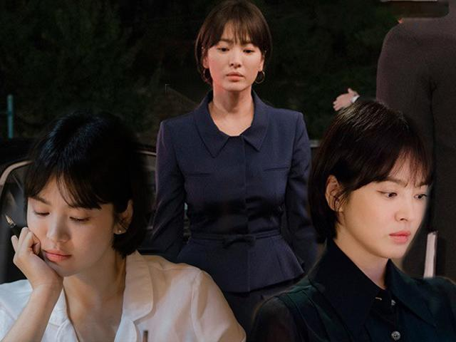 Có phải nhờ kiểu tóc này mà Song Hye Kyo bước vào tuổi băm vẫn cứ trẻ đẹp?