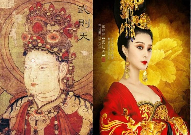 Võ Tắc Thiên để có thể thượng vị đã không từ thủ đoạn, không kể đến việc bà ta hoang dâm vô độ, có quan hệ với cả hai cha con Đường Thái Tông Lý Thế Dân và Đường Cao Tông Lý Trị, và tự tay giết con gái ruột của mình.