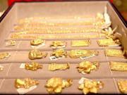 Giá vàng hôm nay 6/12/2018: Vàng trong nước đồng loạt ngược chiều thế giới
