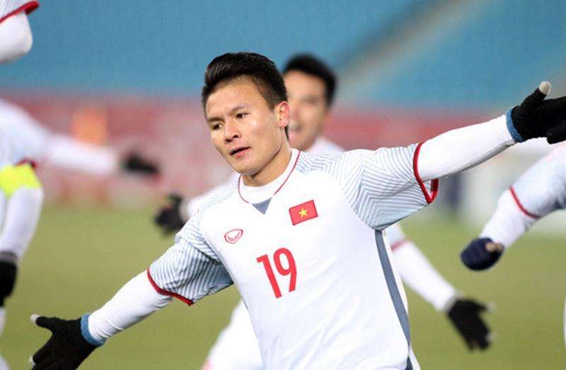 Góp phần đưa Việt Nam vào vòng chung kếtAFF Cup 2018, Quang Hải khiến người hâm mộ nức lòng khi bước đầu đập tan tành hi vọng chiến thắng củaPhilippines đêm qua.