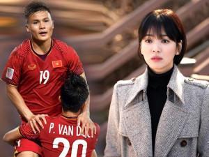 """""""Số nhọ"""" gặp phải Bóng đá Việt Nam, nữ thần Song Hye Kyo bị hạ bệ ngay trên đất Hàn"""