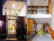 Nhà 32m2 trong hẻm nhỏ Sài Gòn đẹp như biệt thự, khách đến chơi muốn ở mãi không về