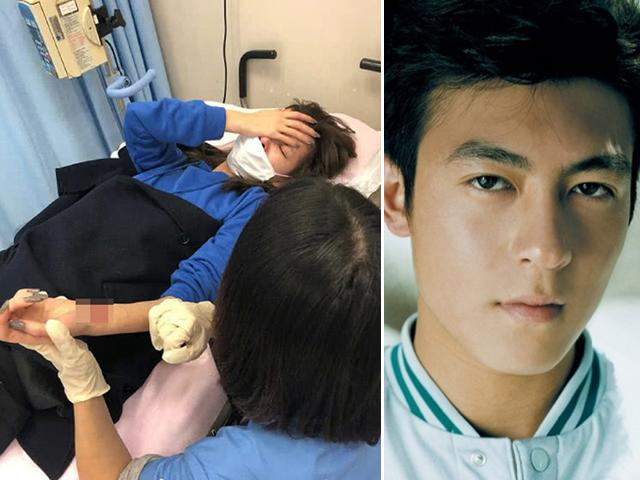 Đang yên lành bị đồn quan hệ với Trần Quán Hy, cô gái tự tử vì bạn trai đá