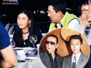 Không phải đàn em 27 tuổi, Trương Bá Chi sinh con cho bạn của bố chồng cũ?