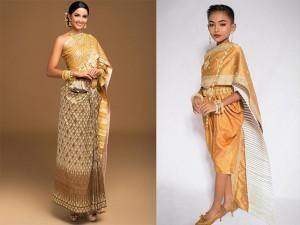 """H' Hen Niê đã tìm được người """"em gái"""" sinh đôi mới 12 tuổi nhưng cực xinh ở Thái Lan!"""