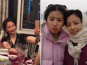 """Lưu Diệc Phi chưa lấy chồng, dân mạng thi nhau gọi Lưu mẫu là """"mẹ vợ"""" vì bà quá đẹp"""