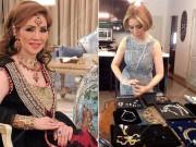 """Cưới về mới biết chồng là tỷ phú giàu nhất Dubai, """"cô bé"""" U60 khiến gái trẻ """"khóc thét""""..."""