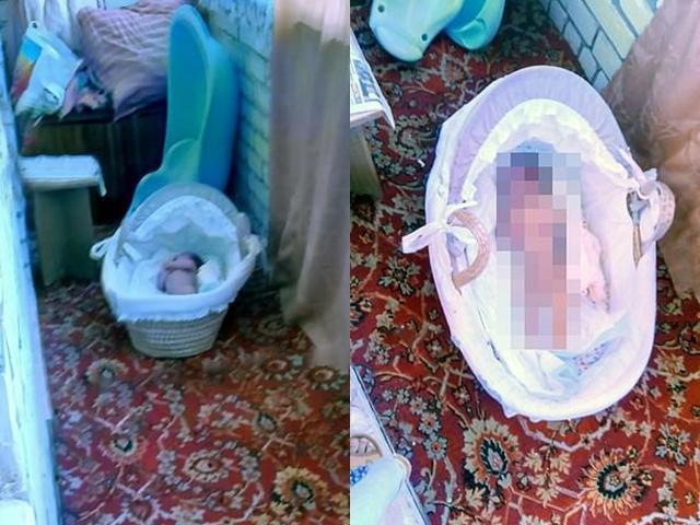 Mẹ vứt con sơ sinh ngoài ban công lạnh cóng -20 độ chỉ vì bực mình với chồng cũ
