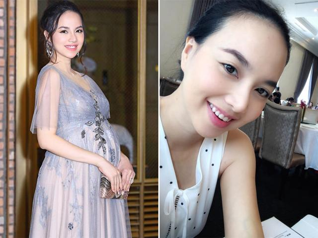 Sinh con cùng một ngày, 2 sao nữ Việt lộ diện sau sinh được khen hết lời: Đẹp mơn mởn!