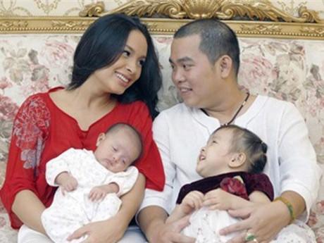 """Những gia đình sao Việt sinh 2 con gái, giờ """"ngồi trên chĩnh vàng"""", là đại gia triệu đô ngầm"""