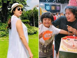 """Mang bầu sau 9 năm, Thanh Thúy lần đầu hé lộ: """"Tôi đã tưởng mình không có con được nữa!"""""""