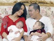 """Làm mẹ - Những gia đình sao Việt sinh 2 con gái, giờ """"ngồi trên chĩnh vàng"""", là đại gia triệu đô ngầm"""