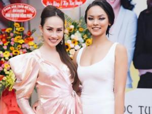 Mai Ngô quyến rũ và nữ tính bất ngờ, đọ sắc với Á hậu Kim Duyên