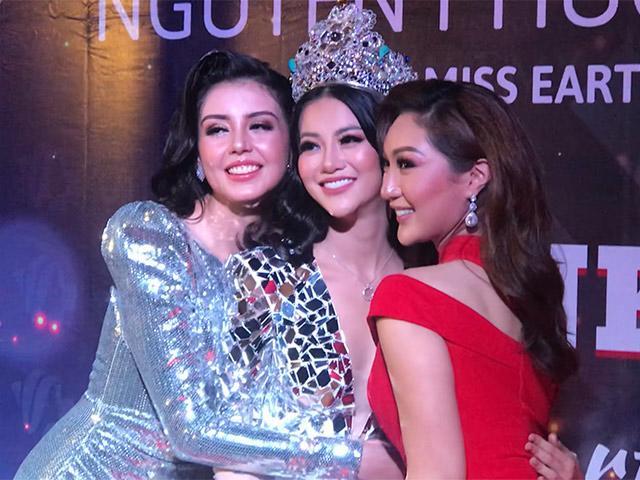 HOT - ĐỘC QUYỀN: Hoa hậu Trái đất Phương Khánh xác nhận: Tôi không hề mua giải!