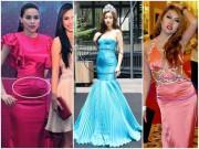 Thời trang - Loại váy hễ mặc là thành bà bầu, không tin thì nhìn Đỗ Mỹ Linh và loạt mỹ nhân này!