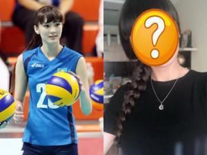 """""""Nữ thần"""" bóng chuyền xinh nhất thế giới xuất hiện với gương mặt khác lạ gây sốt MXH"""