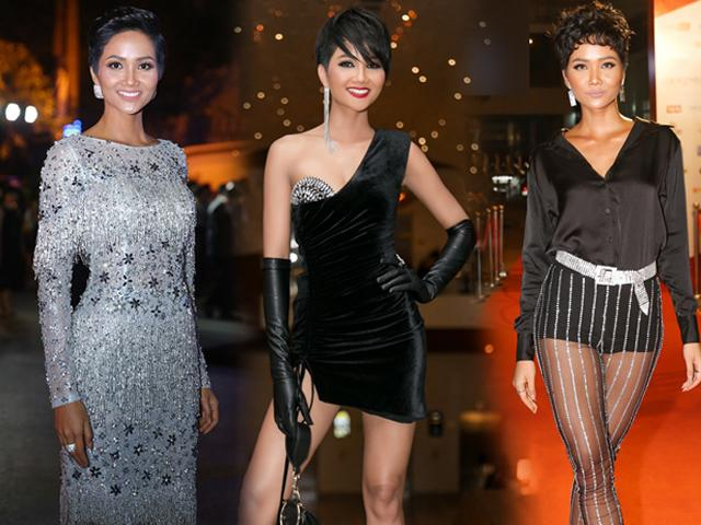 Trước khi là Nữ hoàng thời trang tại Miss Universe, HHen Niê từng lao đao vì danh hiệu mặc xấu