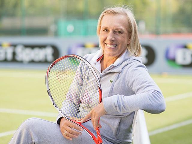 Huyền thoại làng quần vợt nữ vượt qua căn bệnh ung thư vú, đạt viên mãn trong đời
