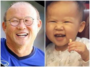 """Bé Sài Gòn được gọi là """"con"""" Park Hang Seo vì quá giống, mẹ đẻ tiết lộ điều bất ngờ"""