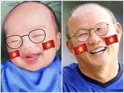 Làm mẹ - Thêm 1 bé Việt giống HLV Park Hang Seo đến kì lạ, danh tính bố đẻ cũng không vừa