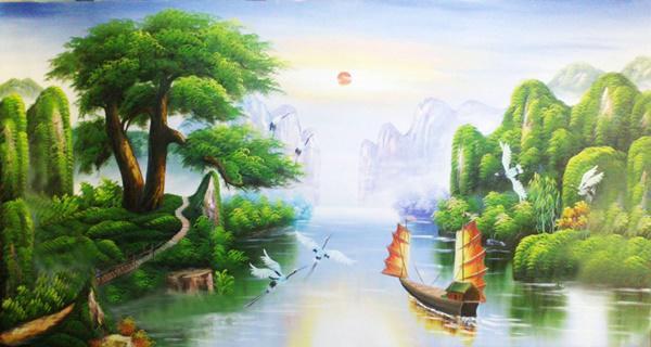 5 buc tranh phong thuy hut tai loc, cuoi nam treo trong nha dau nam phat tai nhanh chong - 1