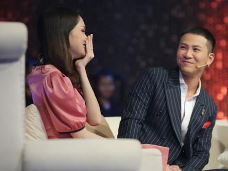 """Soái ca showbiz """"tán đâu đổ đó"""" chỉ nói một câu đã khiến Hoa hậu Hương Giang muốn được yêu"""