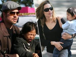Chấn động: Angelina nói xấu Brad với Pax Thiên, khẳng định bố từng không muốn nhận nuôi cậu bé