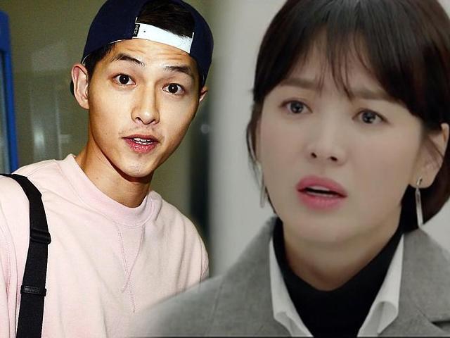 Ngôi sao 24/7: Vợ chồng Song Joong Ki - Song Hye Kyo chẳng bên nhau cũng gây tranh cãi