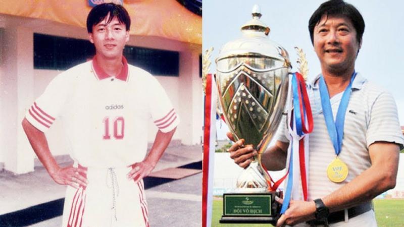 Trong đó Huỳnh Đức được coi là tượng đài sống của bóng đá Việt Nam, mẫu trung phong toàn diện nhất mà bóng đá Việt Nam từng sản sinh ra.