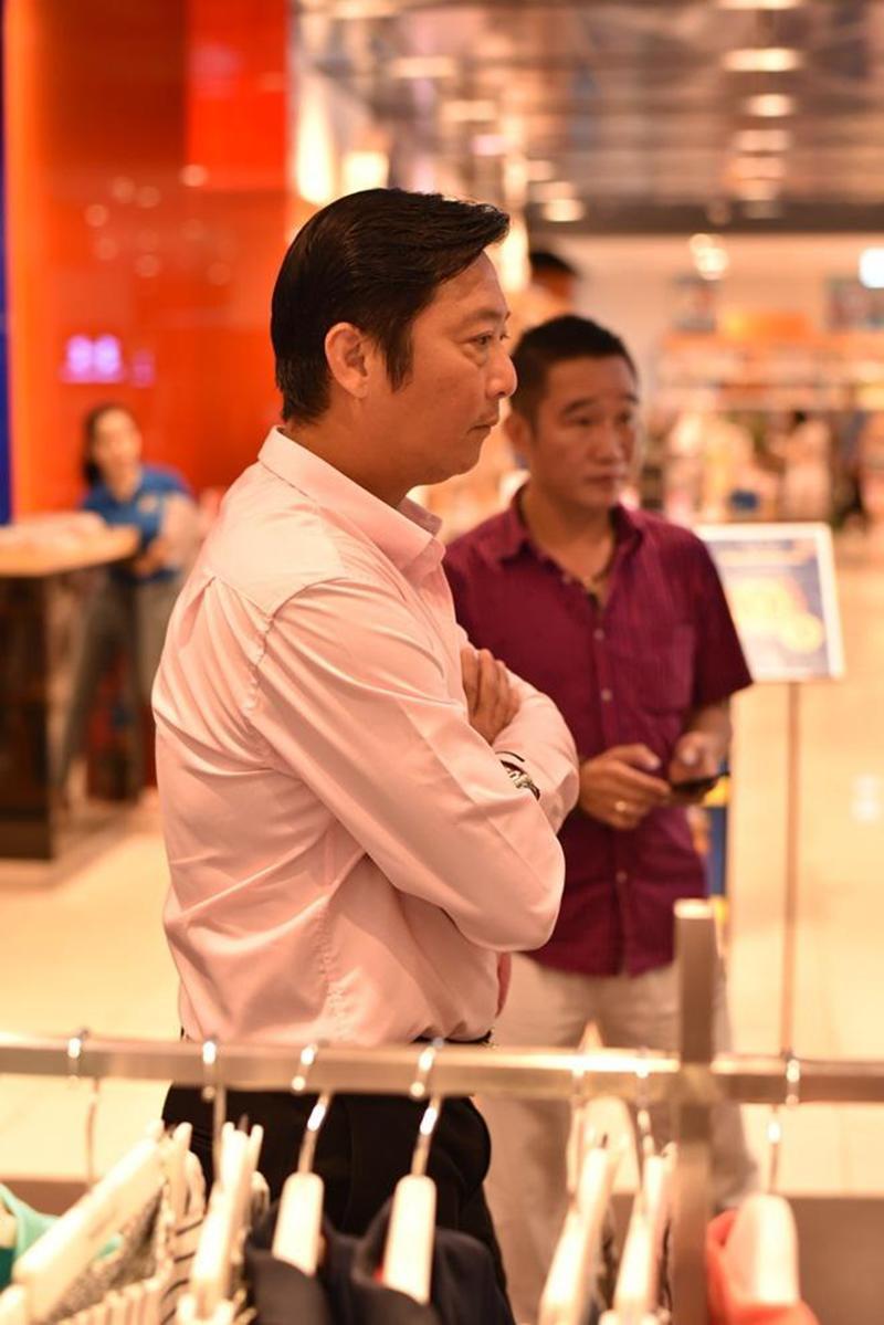 Lê Huỳnh Đức nay đã là một người đàn ông 46 tuổi với nếp nhăn hằn sâu trên đôi mắt.