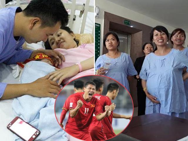 Đi đẻ đúng ngày đội tuyển Việt Nam đá và những tình huống cười bò trong viện sản