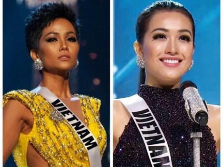 Đôi hoa tai H'Hen Niê đeo trong bán kết Miss Universe chính là của Á hậu Lệ Hằng