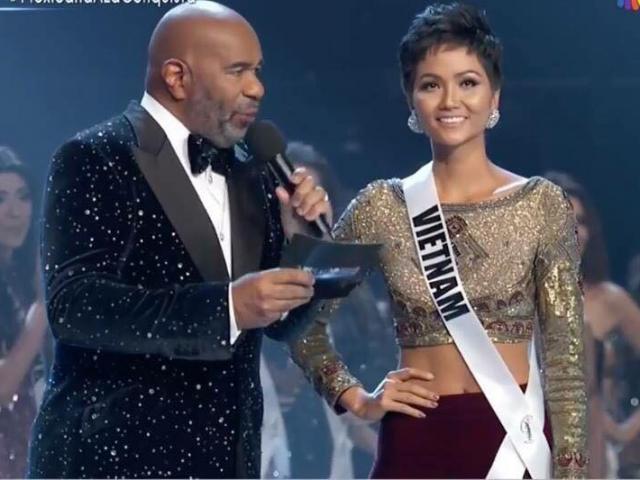 Sao Việt đồng loạt phát sốt khi HHen Niê làm nên lịch sử, lọt Top 5 Miss Universe