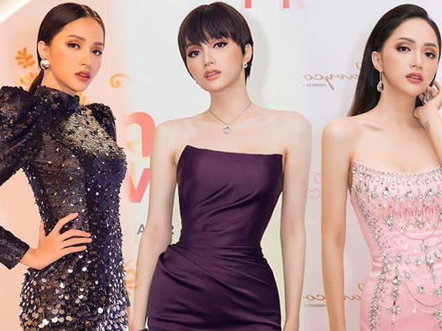 Cắt phăng mái tóc dài Hoa hậu, Hương Giang tuyên bố đổi sang hình tượng tomboy cá tính?