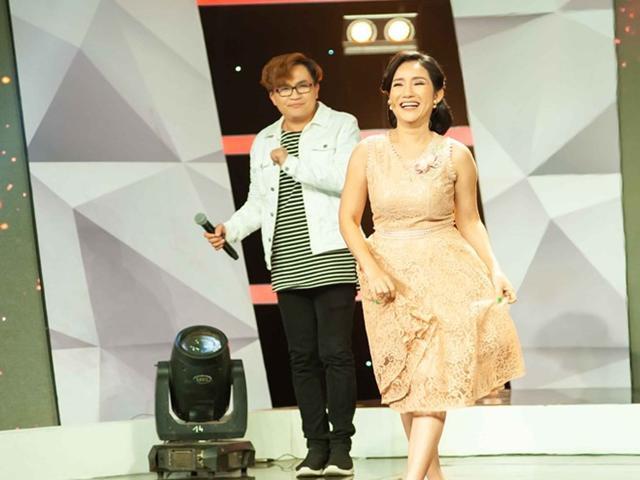 Sau chia tay tình trẻ kém 10 tuổi, Cát Tường tham gia game show để kiếm chồng