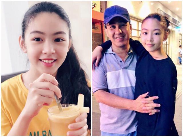Bà xã Quyền Linh đăng ảnh cận mặt con gái lớn, dân mạng nháo nhào vì phát hiện sốc