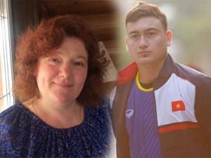 Tin tức - Tiết lộ bức thư cảm động người mẹ Nga gửi con trai - thủ môn Đặng Văn Lâm