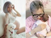"""Bà bầu - Em gái hotgirl của ca sĩ Quang Vinh hé lộ thực đơn bầu bí chuẩn """"vào con không vào mẹ"""""""
