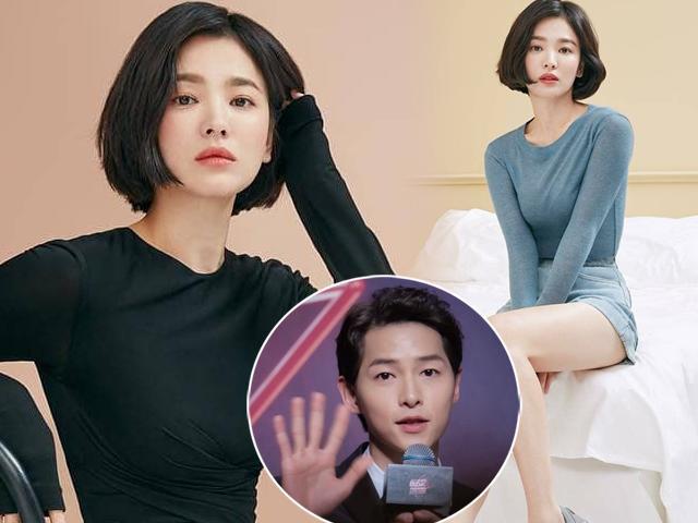 Từng bị chê dáng thô, lùn, Song Hye Kyo gây chấn động với màn tái xuất như hồi xuân