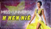 Chết lặng vì khoảnh khắc H'Hen Niê lập kỷ lục cho nhan sắc Việt tại Miss Universe 2018