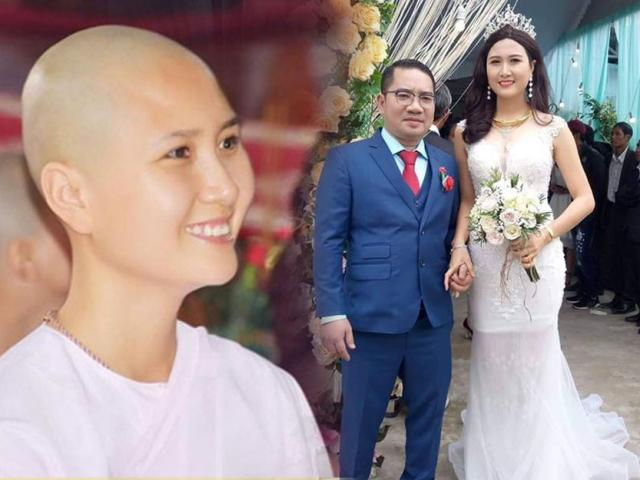 Sau 2 tháng cạo đầu đi tu, người đẹp Hoa hậu Việt Nam 2014 bất ngờ lên xe hoa?