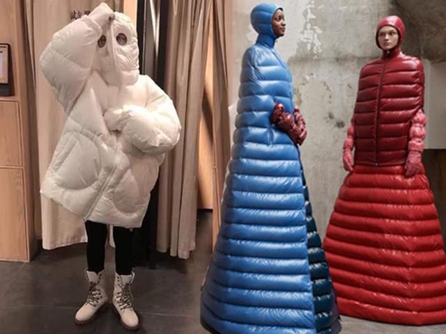 Muôn kiểu thời trang mùa rét dành cho hội chị em chỉ cần giữ ấm, không ngại gây thảm họa