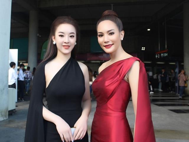 Có mặt tại Thái Lan, Hoàng Hải Thu đau tim khi HHen Niê lọt Top 5 Miss Universe
