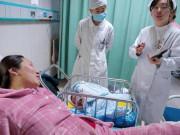 """Mở tiệc linh đình mừng sinh đôi  """" long phụng """" , vừa tàn bữa mẹ hốt hoảng nhập viện"""