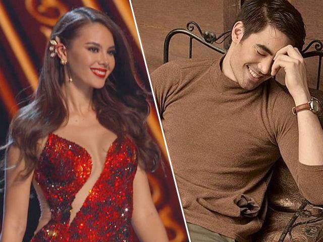 Ngôi sao 24/7: Tân Hoa hậu Hoàn vũ vừa đăng quang, bạn trai cô đã hot vì lý do này